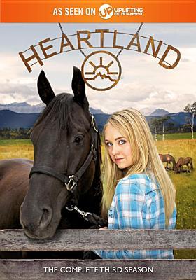HEARTLAND:COMPLETE THIRD SEASON BY HEARTLAND (DVD)