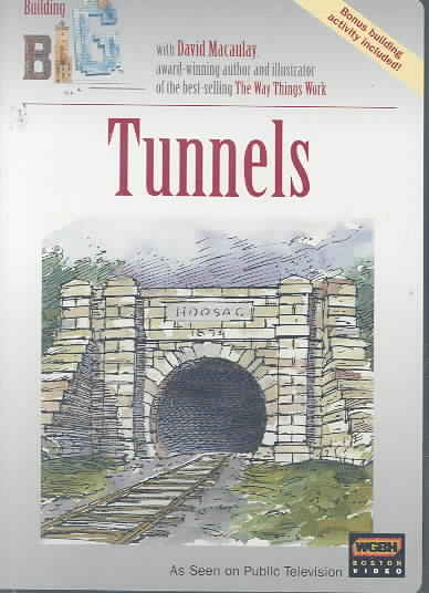 BUILDING BIG:TUNNELS BY MACAULAY,DAVID (DVD)