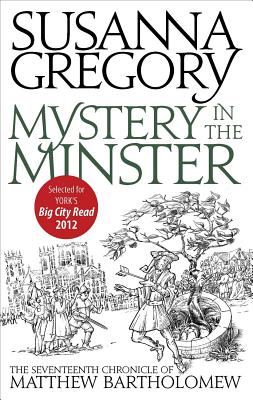 Mystery in the Minster By Gregory, Susanna